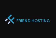 friendhosting周年促销,VPS产品全部5折,还多赠送1倍的时间,8个机房可选-主机镇